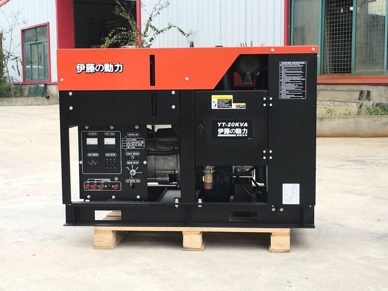 原装进口久保田20KW柴油发电机
